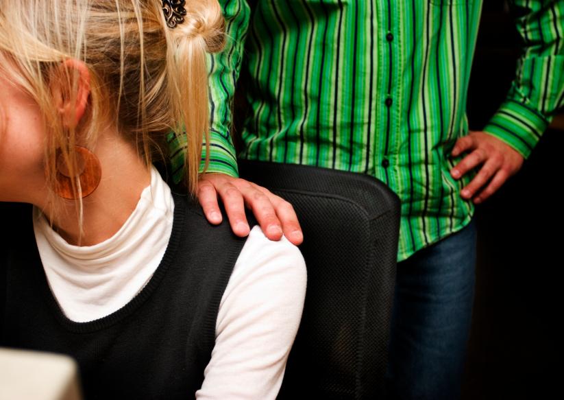 Define actionable sexual harassment